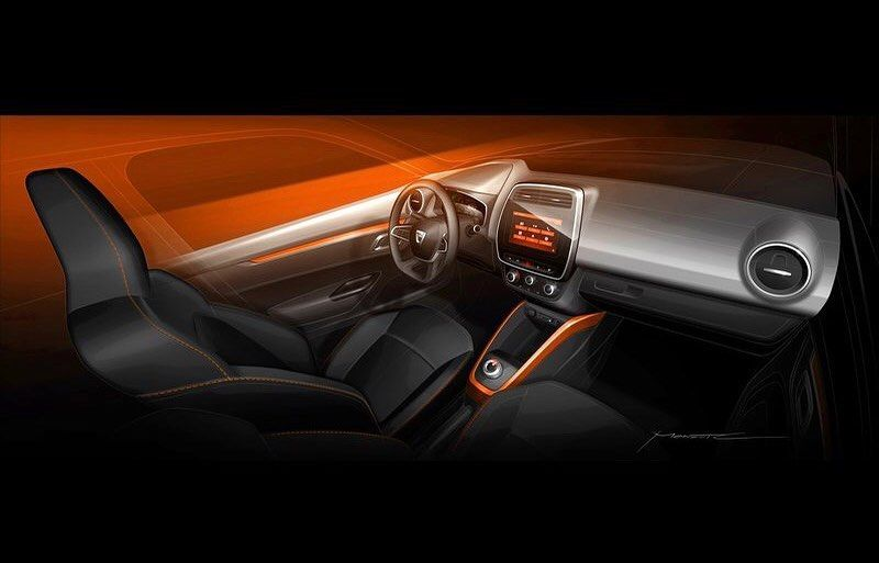 "Car and Sketch on Instagram: ""Dacia Spring Electric ⚡️ 🇷🇴😎 @dacia_romania @dacia_uk @carandsketch #daciadokker #cardesign #cardesignsketch #sketch #automotivedesign…"""