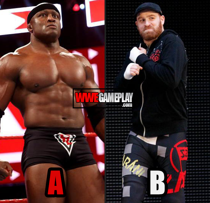 Who Is Best Bobby Lashley Or Sami Zayn Wwe Superstars Bobby Superstar