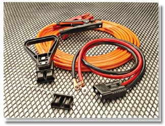Phoenix Usa Jm254 25 Booster Jumper Starter Cables Cool Truck Accessories Truck Accessories Motorcycle Camping Gear