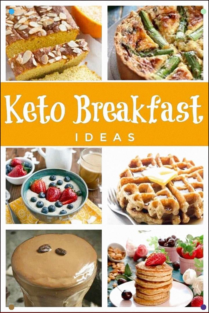 15 Keto Breakfast Ideas To Get You Going In The Morning