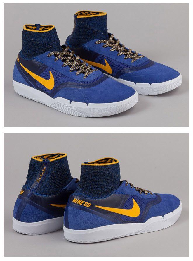 8697ce61c98 Nike SB Koston 3  Royal Blue Yellow