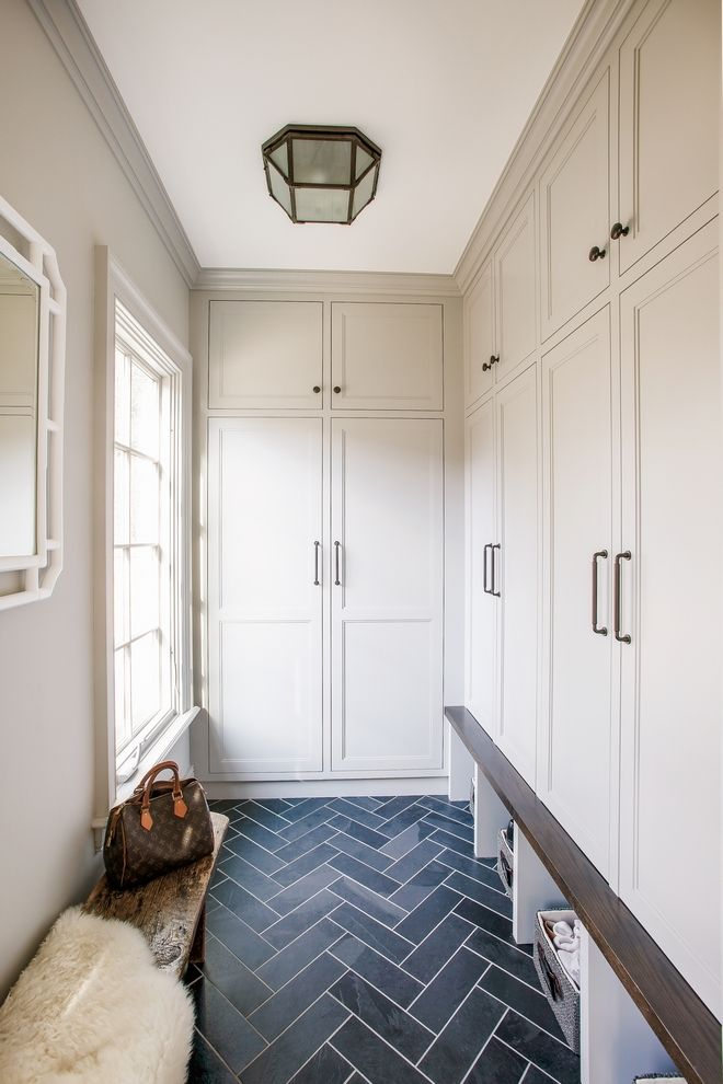 Benjamin Moore Coventry Gray Sometimes Less Is More We Painted