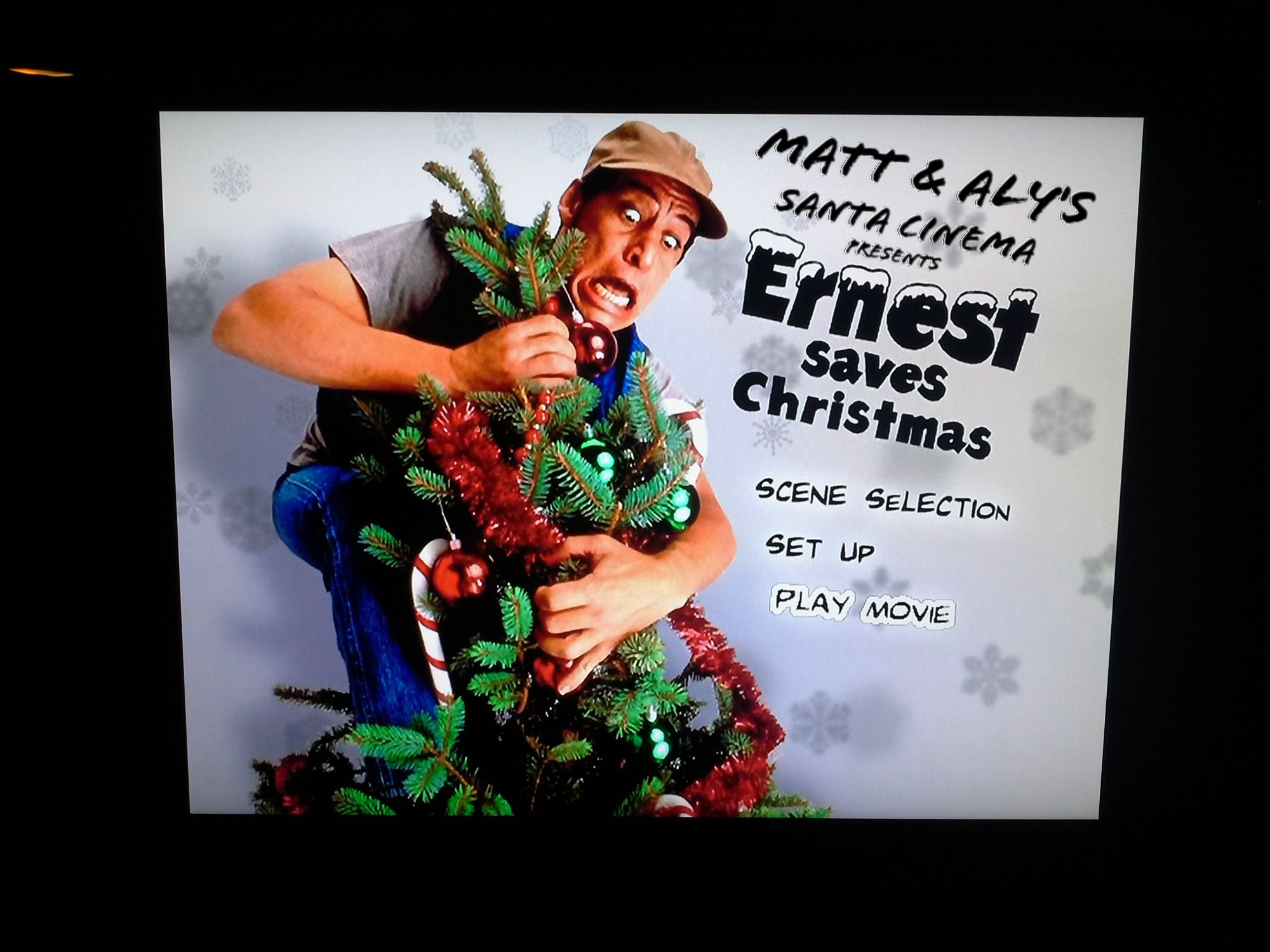 Ernest Saves Christmas Elves.Movie 3 Ernest Saves Christmas There Really Wasn T A