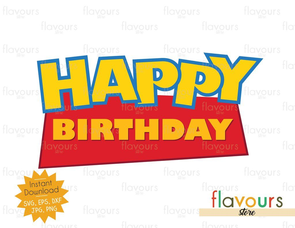 Pin On Birthdays Toy Story Theme