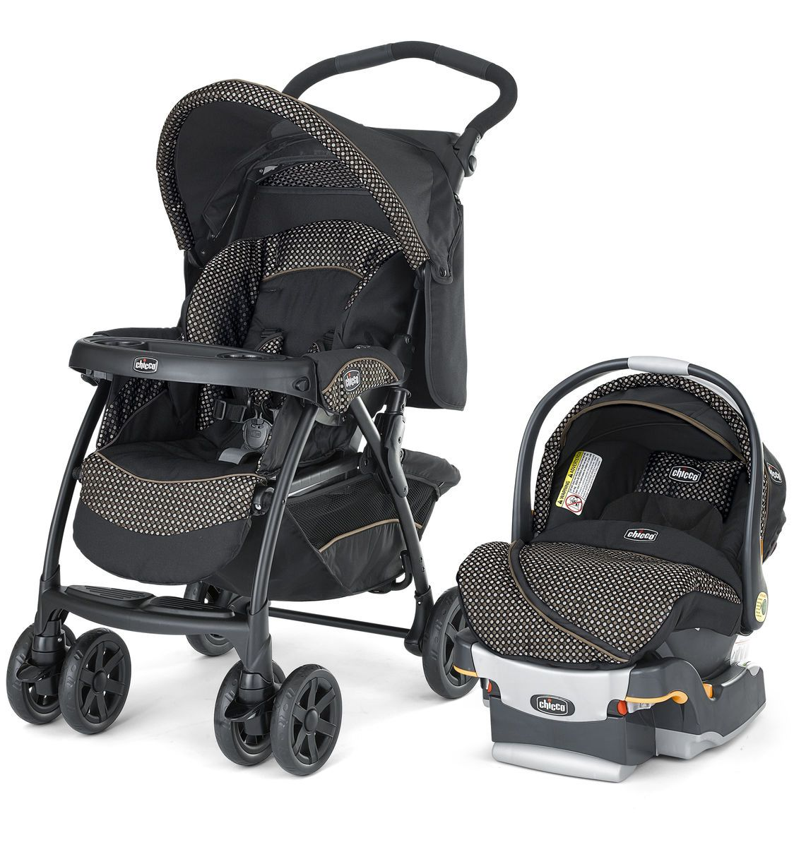 Chicco Cortina LE Travel System Minerale (With images