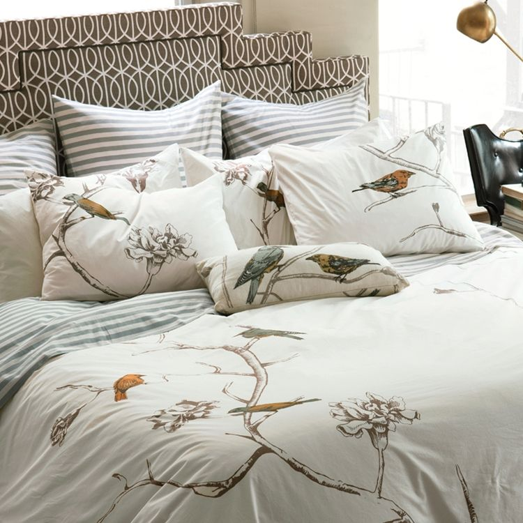 Chinoiserie Bedding By Dwell Studio
