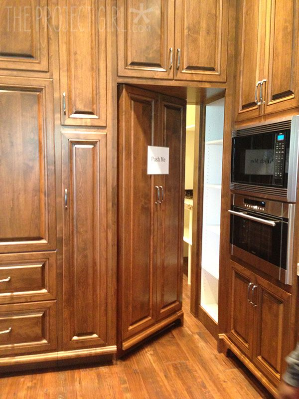 Hidden pantry on pinterest pantries pantry doors and for Hidden pantry doors