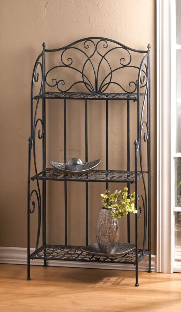 This Stunning Cast Iron Baker S Rack Will Add A Dash Of Exquisite
