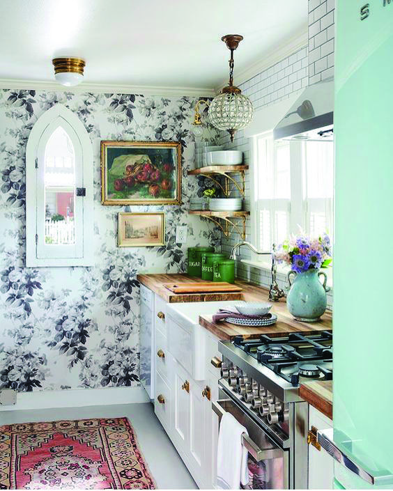 Shabby Chic Kitchen Design Ideas: The Ultimate Guide Shabby Chic Kitchen Cabinet Handles On