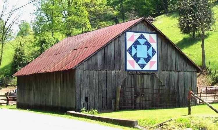 Quilt Barn  Ohio Barns