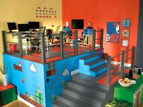 Mario Kart Bedroom Ideas images
