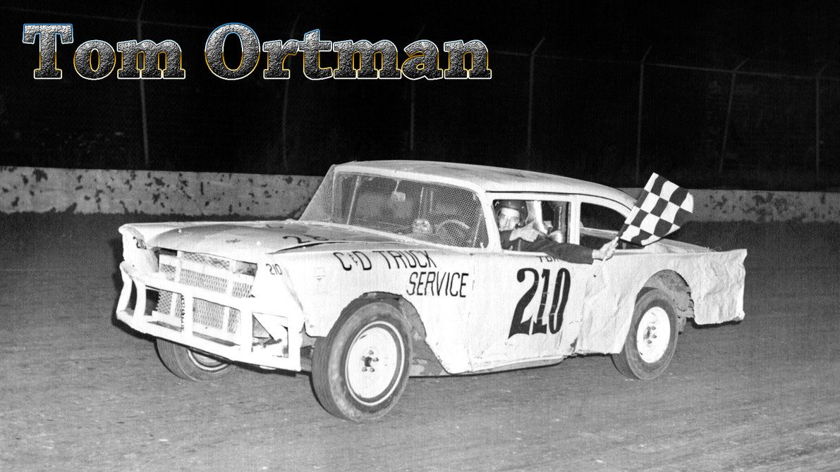tom ortman at hales corners speedway by nknight61 on deviantart