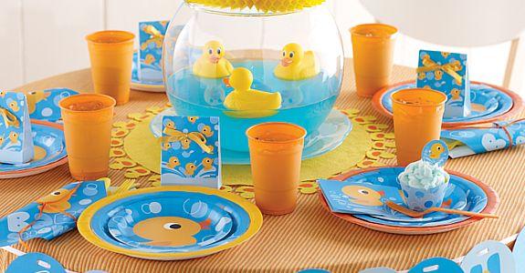 Wonderful Rubber Ducky Baby Shower Free Shipping Offer 50% Off Tableware Rubber Ducky  Baby Shower Decorations