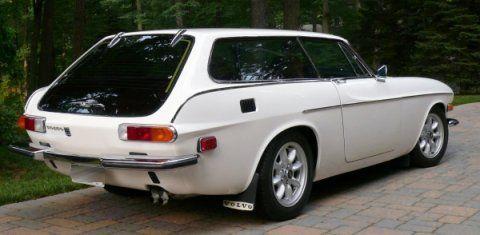 Clean 1973 Volvo P1800 Es Sport Wagon Volvo Wagon Sports Wagon Volvo