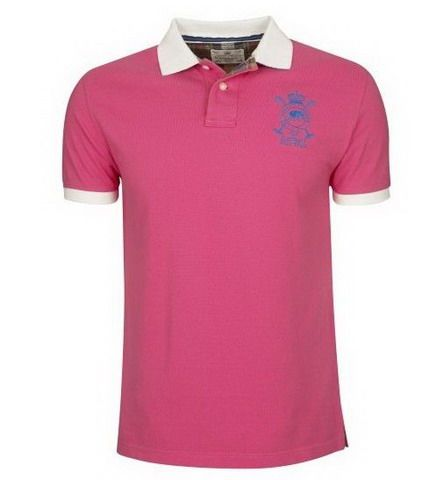 Hackett London Polo - pink F9tGN