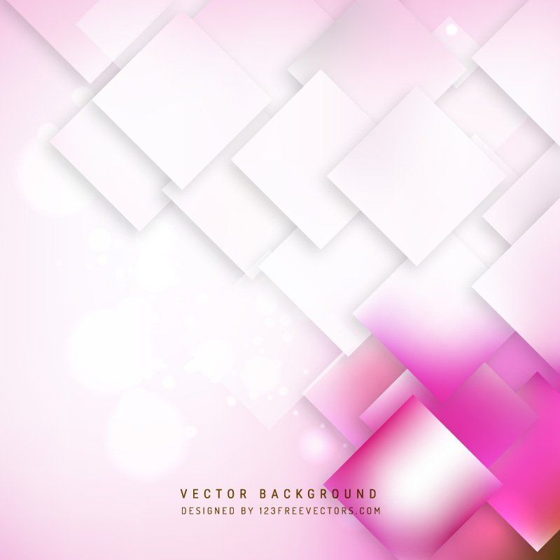 Abstract Light Pink Square Background Pattern Background Patterns Background Design Free Vector Backgrounds