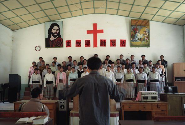 Chinese Government Ban Children From Attending Churches In