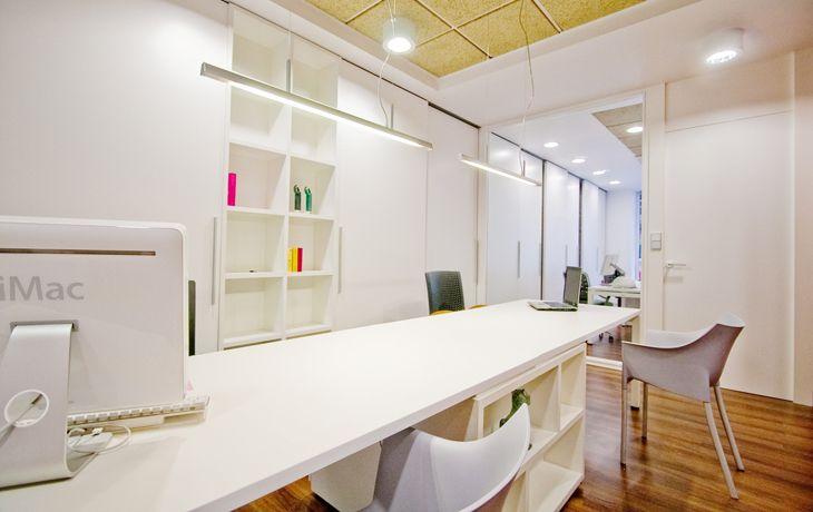 KIU comunicación | AMi - OFICINAS | Pinterest | Despacho ...