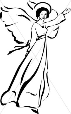 guardian angel clipart black and white gallery clipart and rh pinterest co uk angel fish clipart black and white angel clipart black and white free