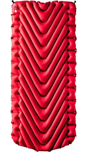 Klymit Insulated Static V Luxe Sleeping Pad You Can Get