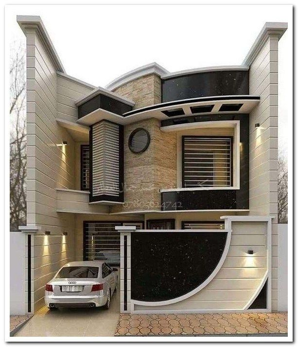 42 Stunning Modern Dream House Exterior Design Ideas 20 In