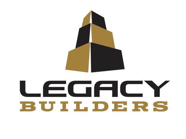 Legacy Builders Logo Designed By Mcquillen Creative Group Building Logo Logos Design Logos