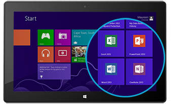 Microsoft Office apps on Surface tablet (Windows 8RT) | Our
