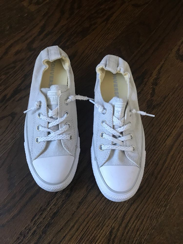 bc8951ba042c converse all star Women Slip On US-9 Light Gray  fashion  clothing  shoes   accessories  womensshoes  athleticshoes (ebay link)