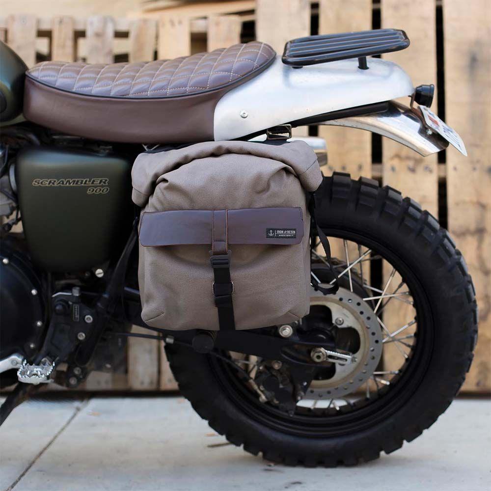 Vuz Moto Waterproof Motorcycle Tent