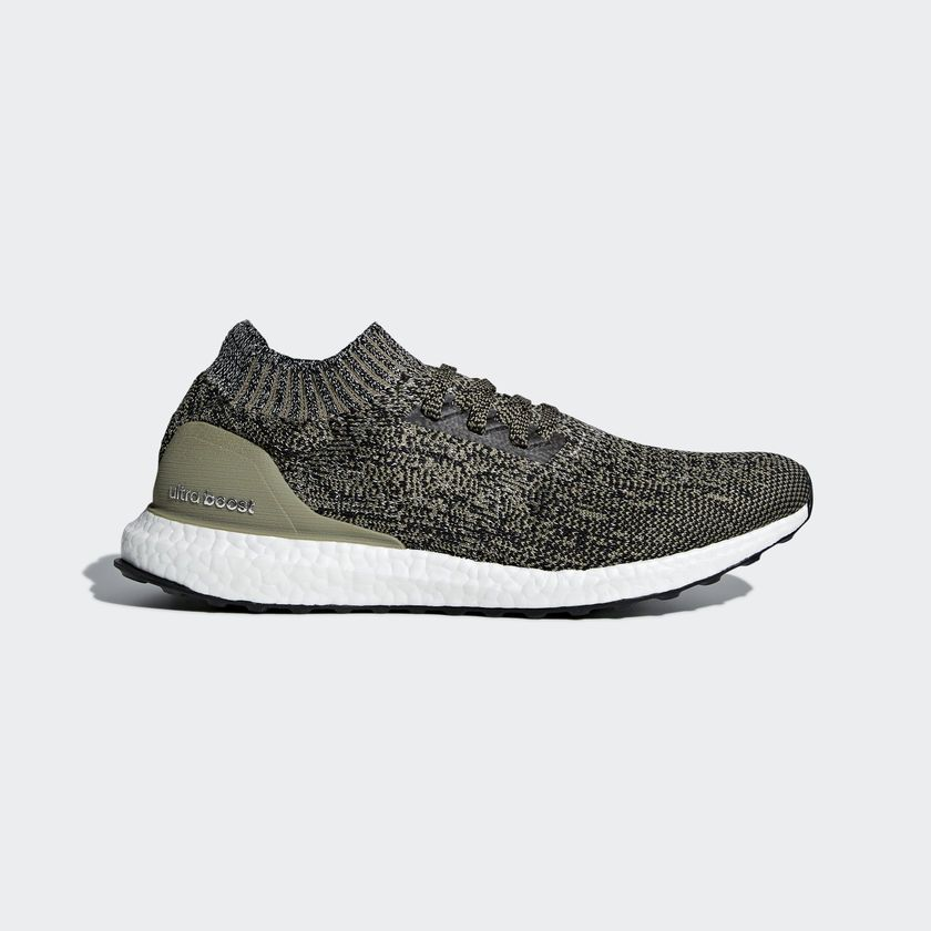 ca143d35d New Men s ADIDAS ULTRA BOOST 4.0 Uncaged DA9160 - Trace Cargo Core Black   adidas  RunningCrossTraining  Uncaged  Ultraboost  Adidas Clearance   ...