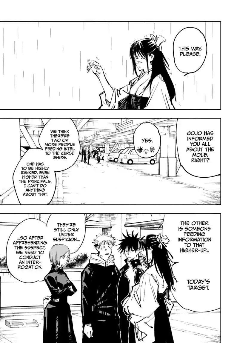 Jujutsu Kaisen Chapter 79 I 2021