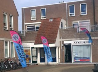 ATELIER DE VESTE: ATELIER DE VESTE & TOUR OF ART Flevoland