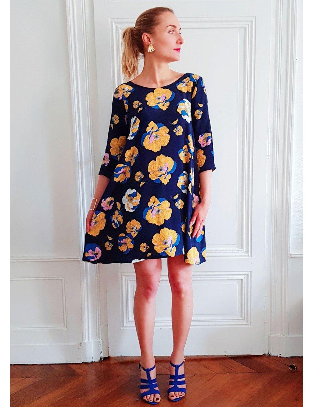 Epingle Sur Patron Robe Couture