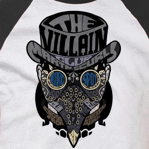Face Villain Baseball Tee In 2020 Villain Baseball Tshirts Baseball