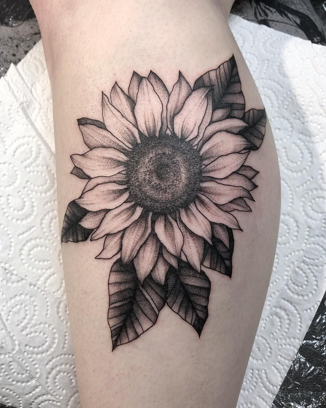 Sunflower Done Today For Lovely Faye Thankyou So Much Again For