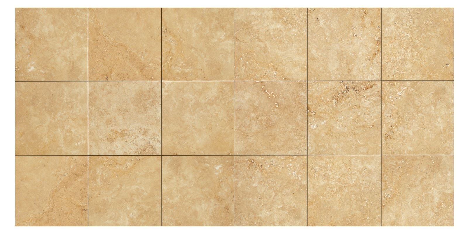 "Daltile T102-18181U-SAMPLE 18"" X 18"" Fossil Ridge Honed Stone Multi-Surface Tile Fossil Ridge Tile Sample"
