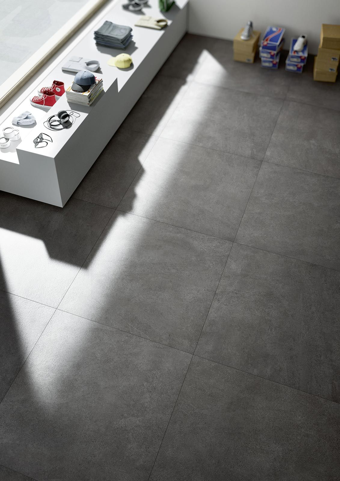 Carrelage Grand Format Marazzi Decoration Interieure Moderne