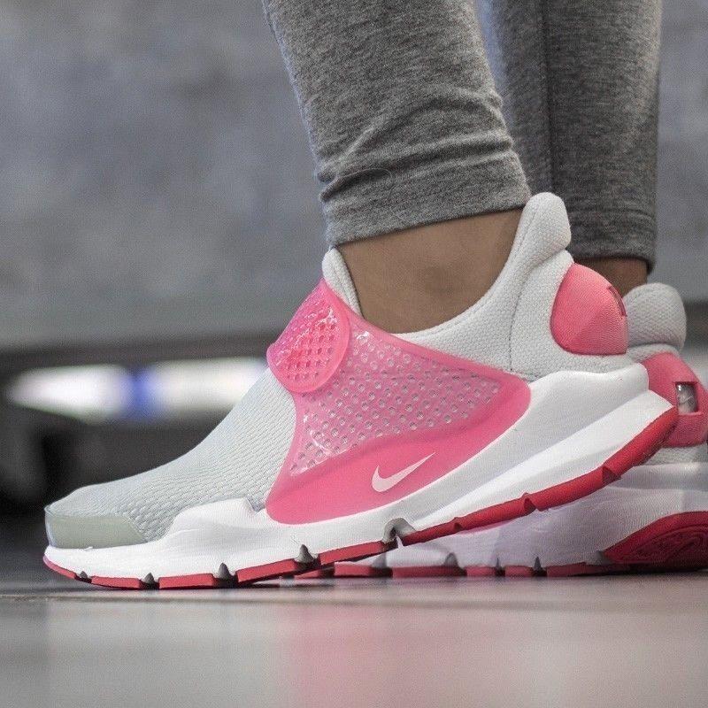 various colors 7cdd1 6aaac NIKE Sock Dart GS Girls Sz 6Y Shoes Running Sneakers 904277 ...