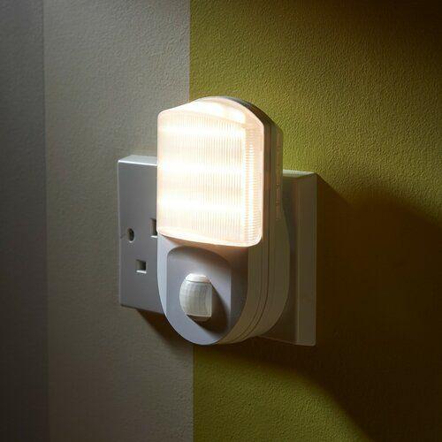 Symple Stuff Fusco 9 Light Night Light In 2020 Led Night
