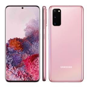 Smartphone Samsung Galaxy S20 Rosa 128gb Samsung Galaxy Galaxia Smartphone