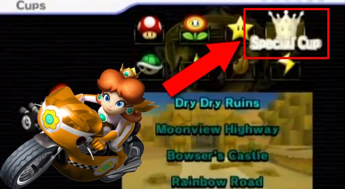 How To Unlock All Characters In Mario Kart Wii 15 Steps Mario