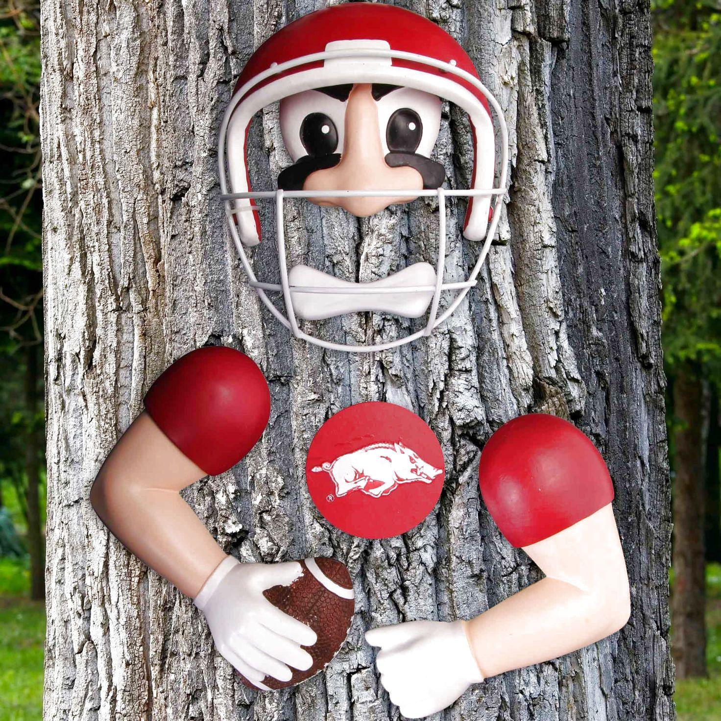 Arkansas Razorbacks Player Tree Face - $18.04
