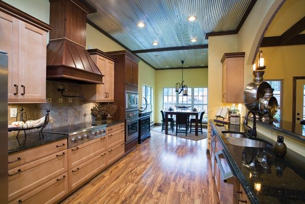 Outstanding Ultimate Home Chefs Kitchen This Country Kitchen Is A Interior Design Ideas Clesiryabchikinfo