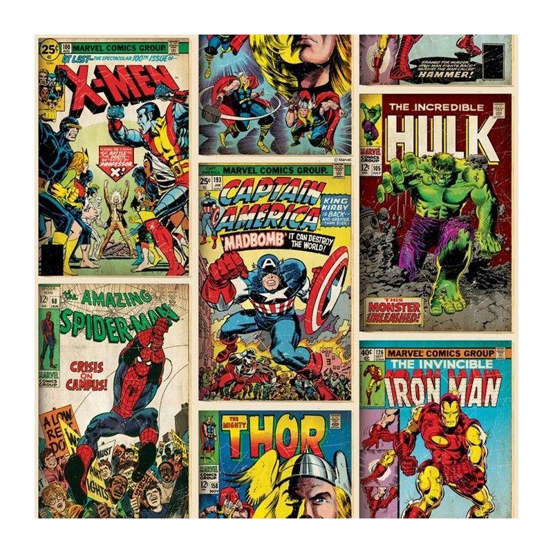 Spiderman Kids Wallpaper X Men Kids Wallpaper Vintage Marvel
