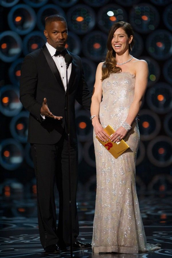 Behind The Scenes At The Oscars 2014