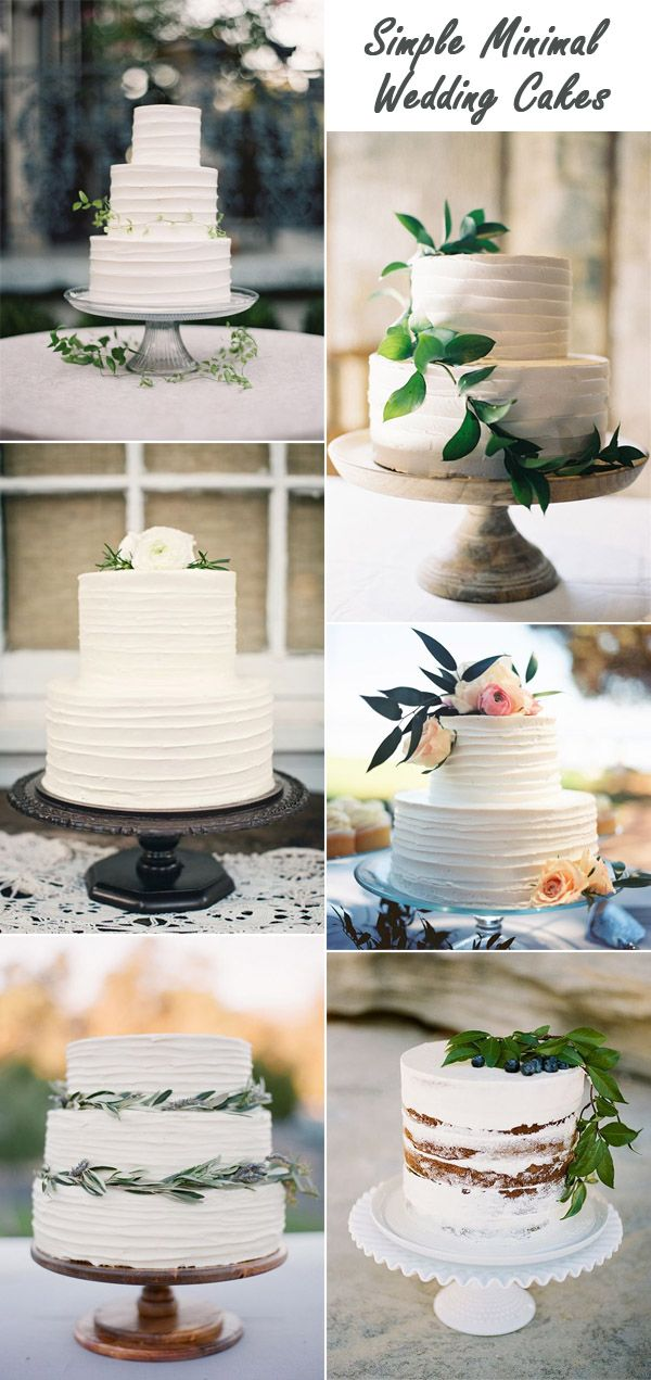 2019 TrendsEasy Diy Organic Minimalist Wedding Ideas