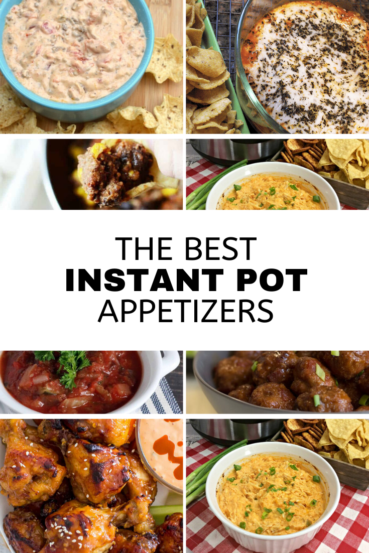 The Best Instant Pot Appetizers For Your Next Party in