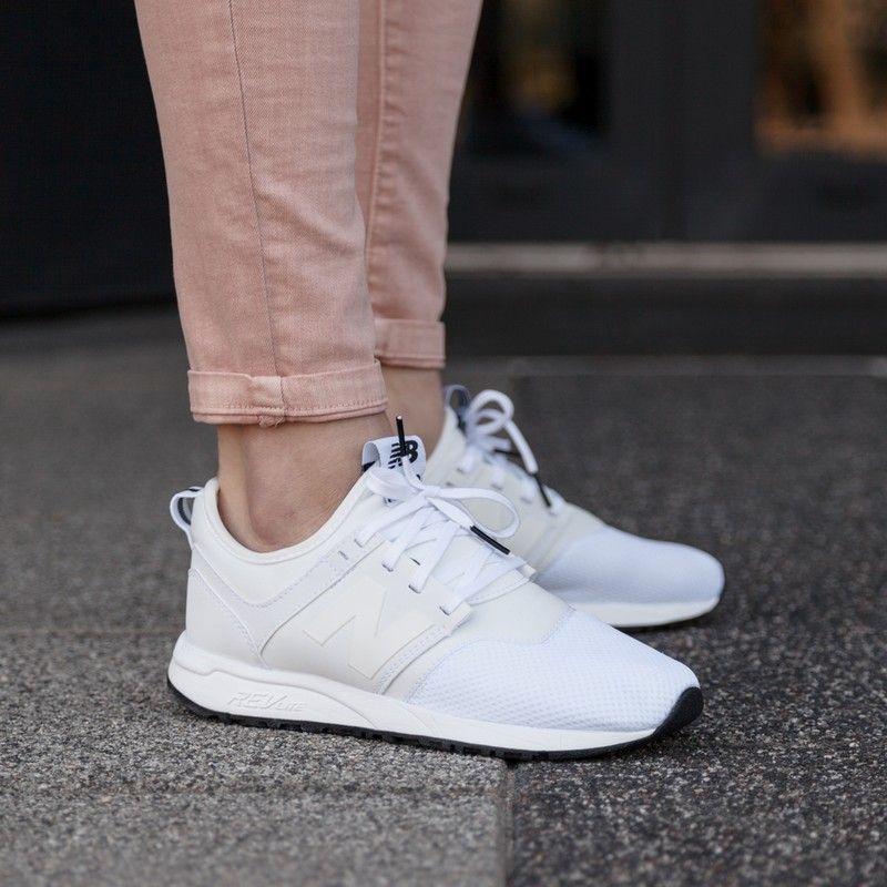 NEW BALANCE WRL247FB kolor BIAŁY od 279,99 PLN! Kultowe Sneakersy | Damskie  Buty w ✪ Sklep Sizeer ✪