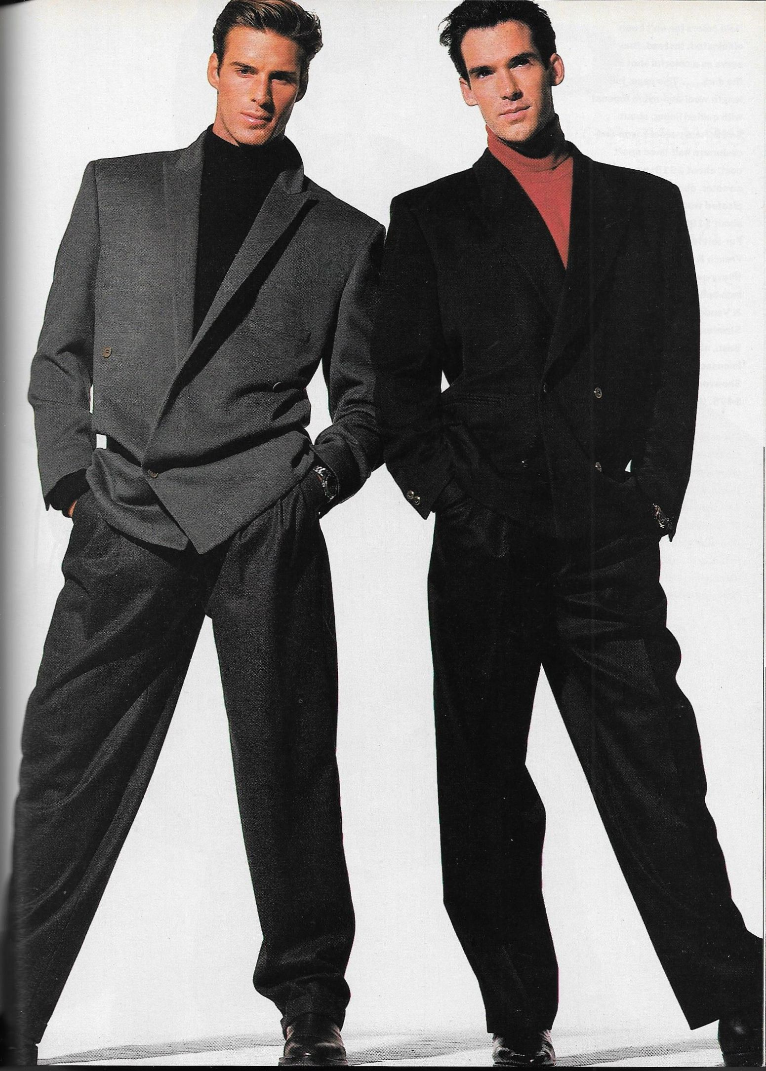 GQ October 1987 | 80s fashion men, 1980s fashion trends ...