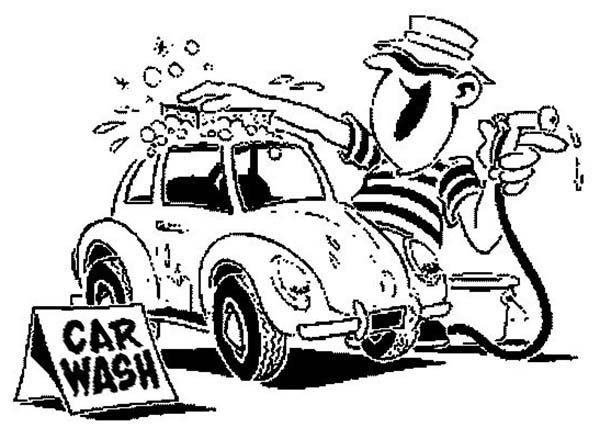 Car Wash Business Coloring Pages Best Place To Color In 2020 Car Wash Business Coloring Pages Car Wash
